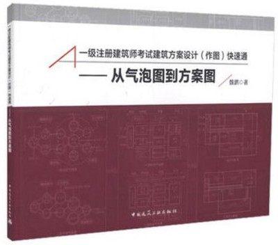 一级注册建筑师网格纸使用方法图解图片